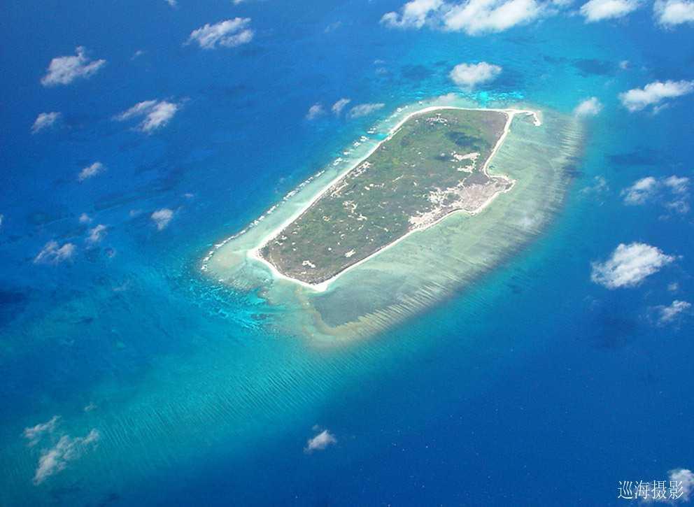 媒体:永暑礁升格为永暑岛