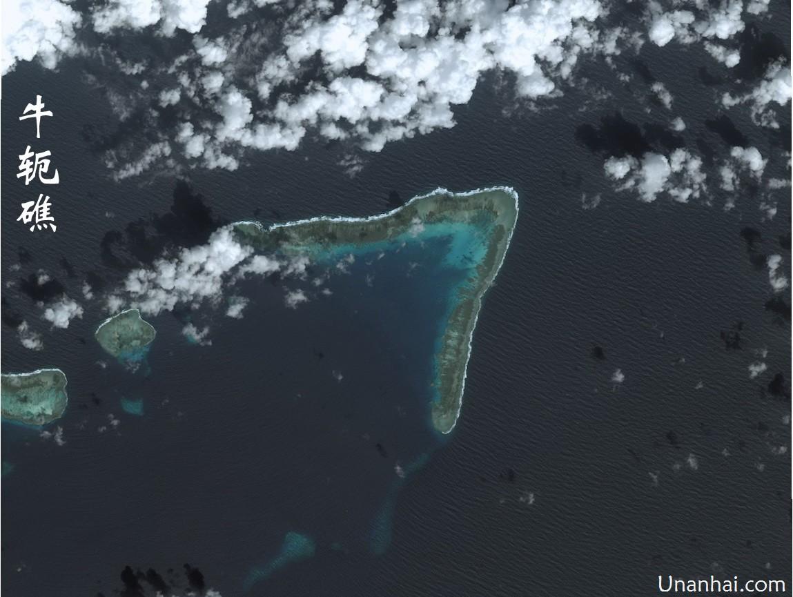 牛轭礁(Whitsum Reef)_南海诸...